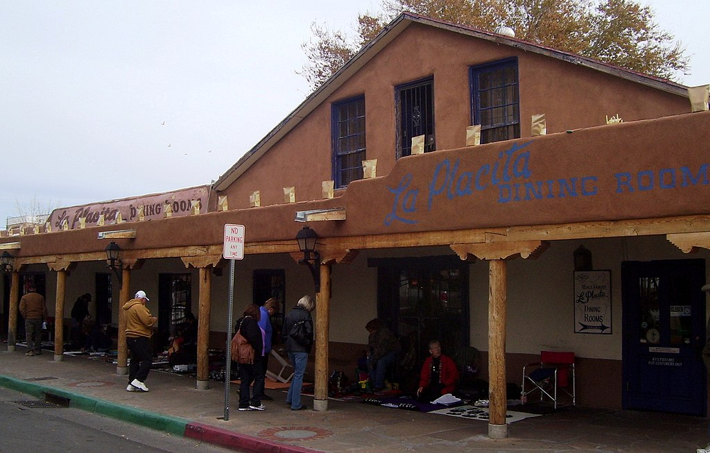 La Placita Restaurant New Mexico
