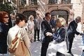 La alcaldesa recibe a diplomáticos y organizadores de 'Mujeres Nobel' (04).jpg