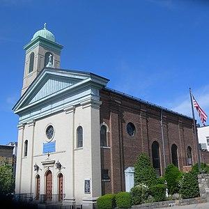 Joseph Maria Pernicone - Our Lady of Mt Carmel, Yonkers