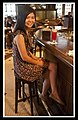 Lady in Singapore Raffles Long Bar-1 (5351669138).jpg
