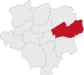 Lage des Dortmunder Stadtbezirks Brackel.png