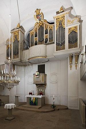 Johann Lorenz Bach - The organ of Johann Lorenz Bach