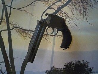 Lancaster pistol - Image: Lancaster pepperbox