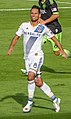 Landon Donovan header vs Seattle Sounders 2 (cropped).jpg