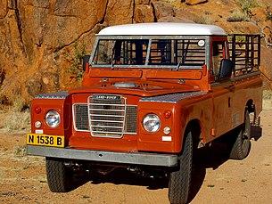Land Rover – Wikipedia