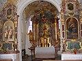 Landshut - Theklakapelle (Altar).JPG