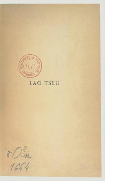 File:Lao-tseu traduit par Jules Besse.djvu