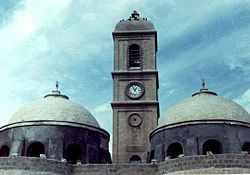 Latin Church, Mosul 1980s-1.jpg