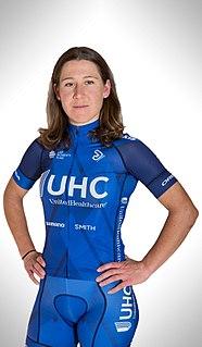 Lauretta Hanson Australian cyclist