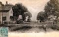 Lauris La gare en 1904.jpg