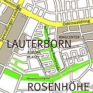 Lauterborn-karte