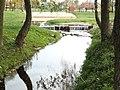 Lazdijai, parkas, upelis.JPG