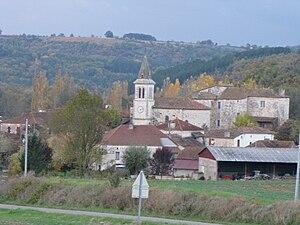 Le Boulvé - A general view of Le Boulvé