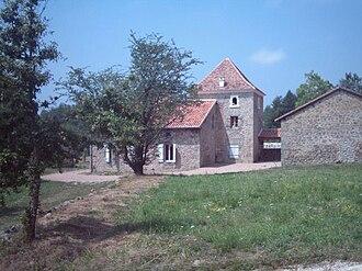 Saint-Estèphe, Dordogne - House in Le Briaudet at Saint Estephe