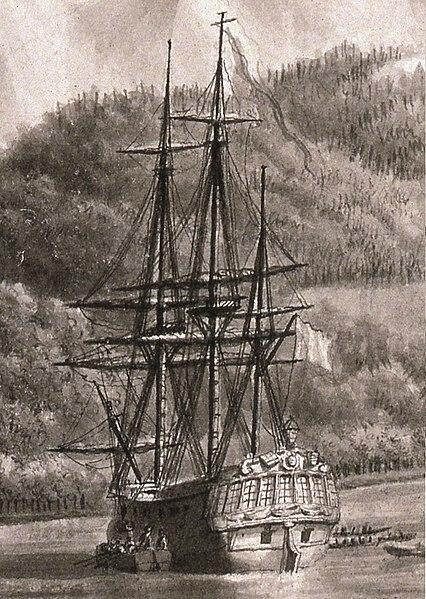 File:Le navire l'Astrolabe en 1786.jpg