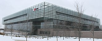 Lear Corporation - Lear headquarters building