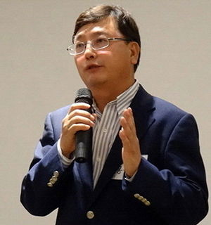 Hancom - Lee Hong Goo, CEO of Hancom, in June 2014