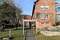 Leer - Wilhelm-Klopp-Promenade + Stadtbibliothek + Kulturspeicher 01 ies.jpg