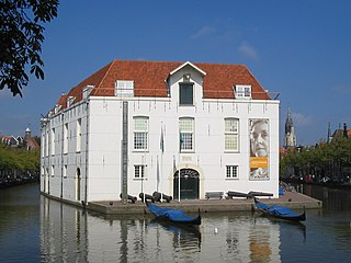former military museum in Delft
