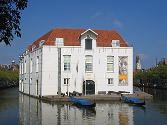 Legermuseum - The Arsenal building in Delft