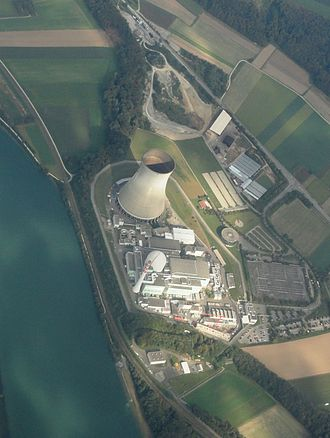 Leibstadt Nuclear Power Plant - Image: Leibstadt Nuclear Power Plant
