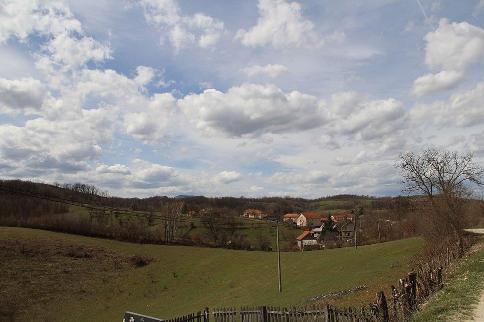 Lelic - opština Valjevo - zapadna Srbija - panorama 20