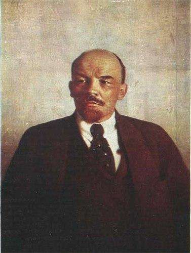 Lenin V I 1921 by Parkhomenko