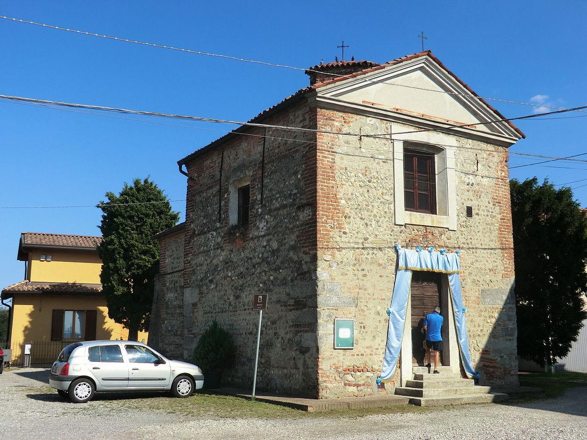 Oratorio di mocchirolo wikipedia for Boffi cucine lentate sul seveso