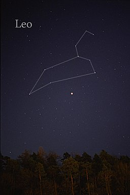 Leo constellation wikipedia for Best star sign for leo