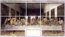 Leonardo da Vinci (1452-1519) - The Last Supper (1495-1498)-golden section.jpg