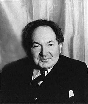 Leopold Godowsky - Leopold Godowsky in 1935 (photograph by Carl Van Vechten)