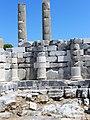 Letoon - temple of Leto (1) - panoramio.jpg