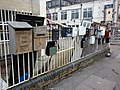 Letter boxes outside Artists Studios, Hermitage Road - panoramio.jpg