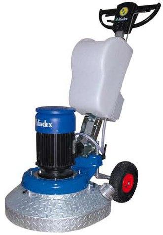 Concrete grinder - Image: Levetec grinder