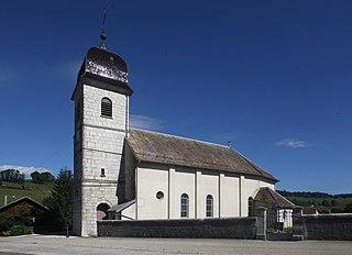 Maisons-du-Bois-Lièvremont Commune in Bourgogne-Franche-Comté, France