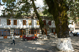 Libohovë Municipality in Gjirokastër, Albania