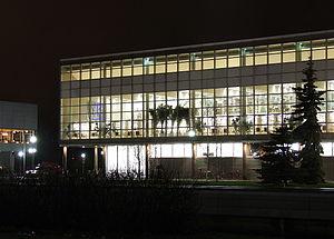 Oulun kaupungin kirjasto