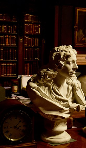 Christopher Wren - Bust of Wren, 1673