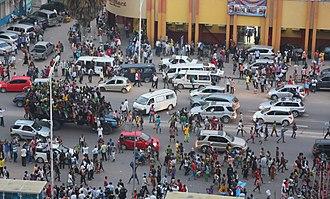 Kinshasa - Kinshasa in 2016
