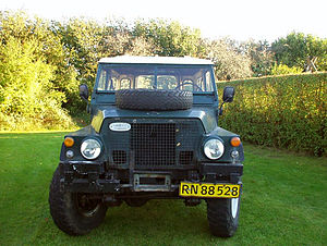 Land Rover Series - 1983 Series III HT Lightweight