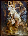 Lille PdBA Rubens descente croix esquisse.JPG