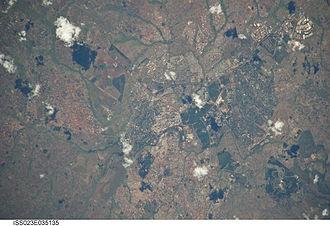 Timeline of Lilongwe - Image: Lilongwe, Malawi