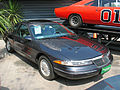 Lincoln Mark VIII 1994 (15116880198).jpg
