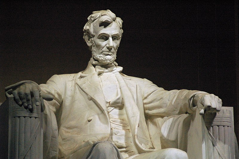 see: Lincoln Memorial