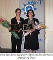 Linda Menghetti Linda Dempsey WIIT award 2008.org.jpg