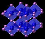 Kristallstruktur von Lithiumnitrid