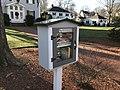 Little Free Library, Massachusetts Ave, Lexington MA.jpg