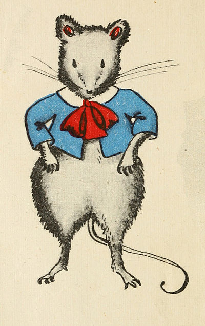 The Story Little Gray Mouse Wikisource Free