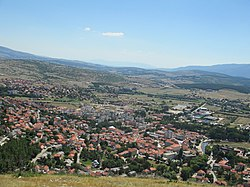 Skyline of Livno