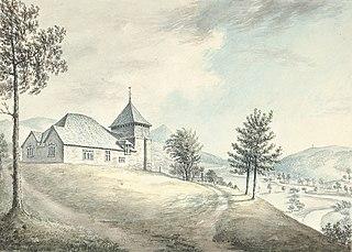 Llandinam and Gwernwr Hills